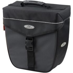 Norco Orlando City-Case Pannier Bag, black/grey